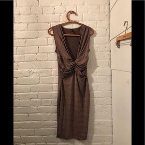 Windsor ruched dress